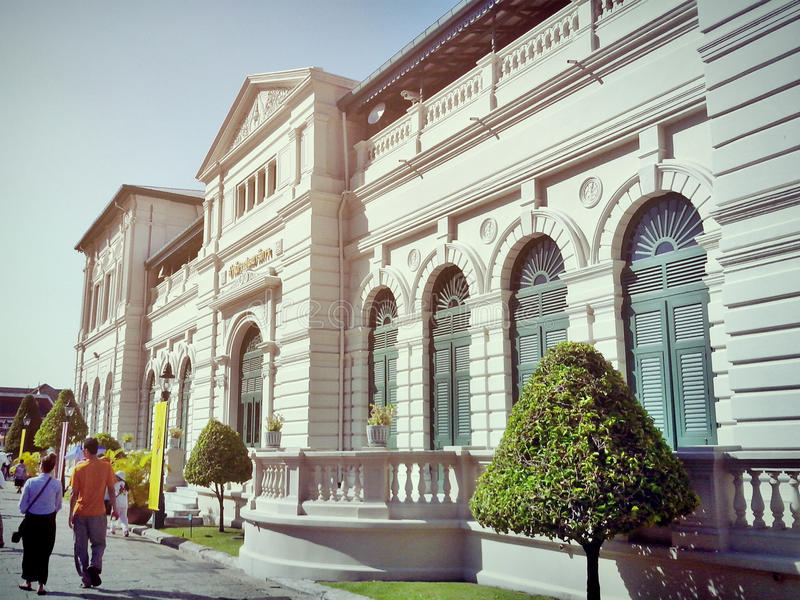 Grand palace stock photography