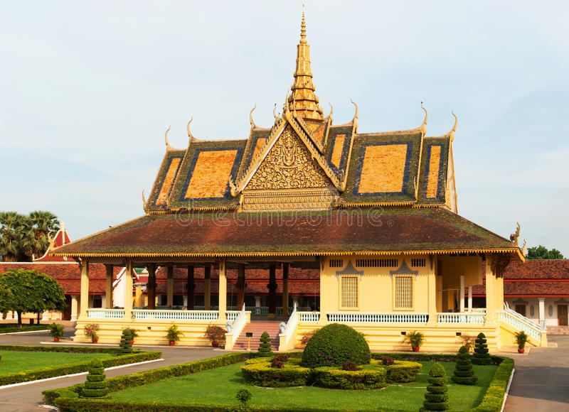 Download Grand Palace, Phnom Penh, Cambodia. Stock Photo - Image of spirituality, allegory: 37253372