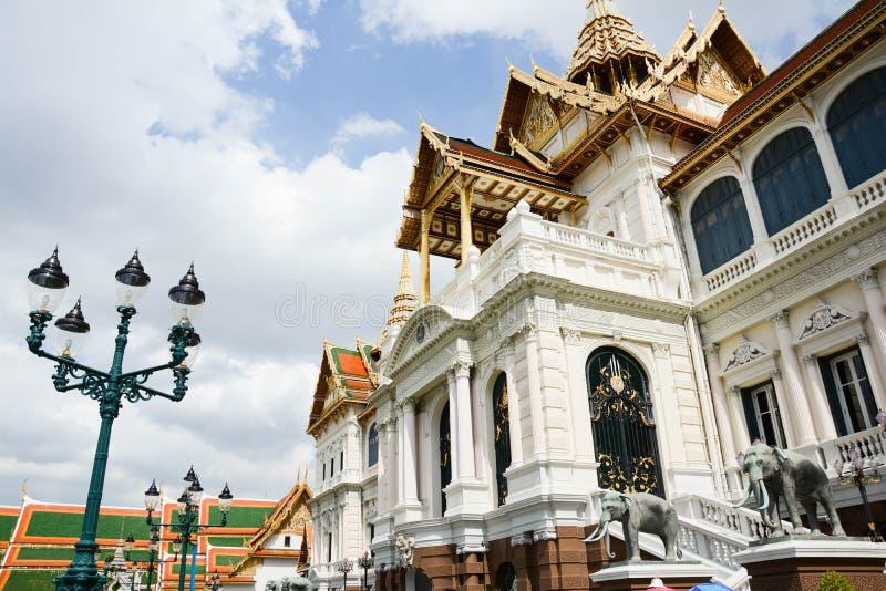 The Grand Palace Thailand royalty free stock photos
