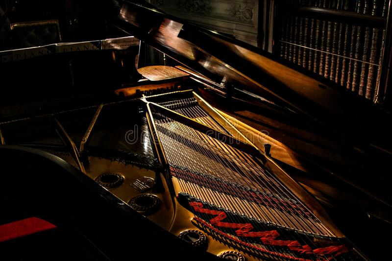 Grand Piano Free Public Domain Cc0 Image