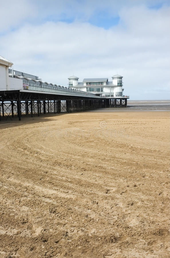 Download The Grand Pier, Weston Super Mare Stock Photo - Image: 30908986