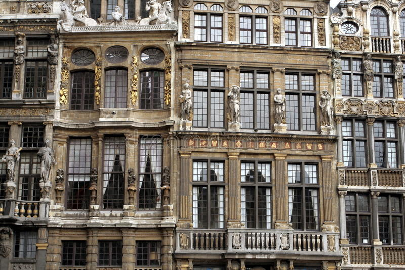 Download Grand Place In Brussels Royalty Free Stock Image - Image: 20330826