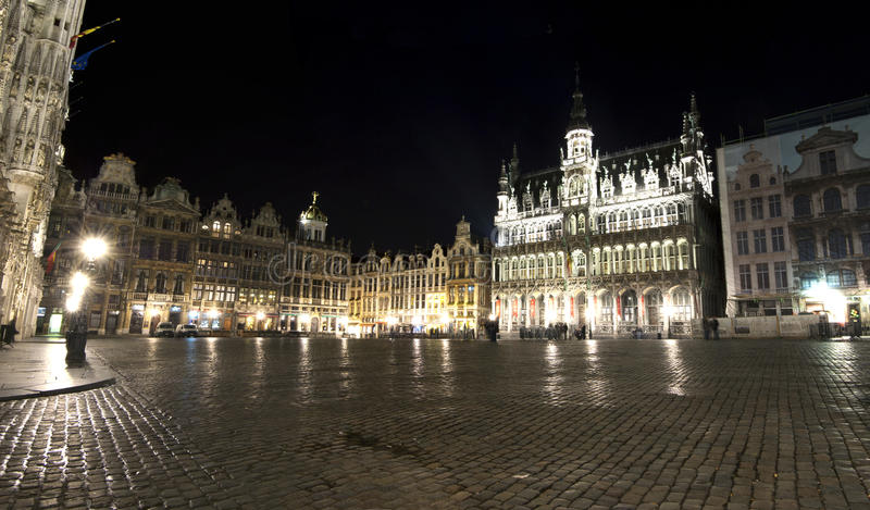 Download Grand place, Brussels stock photo. Image of famous, light - 23229428