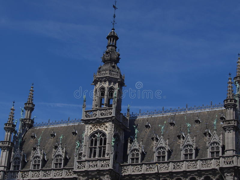 Download Grand Place In Brussels stock image. Image of belgium - 29016055