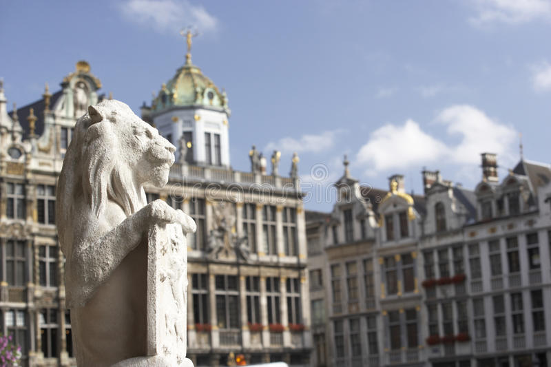Grand Place,Brussels,Begium stock photos