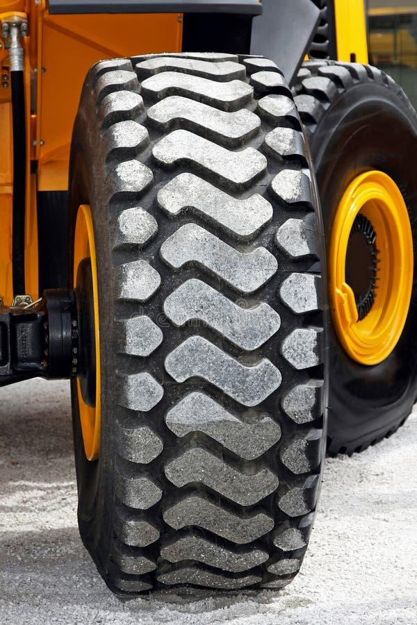 Grand pneu photos stock