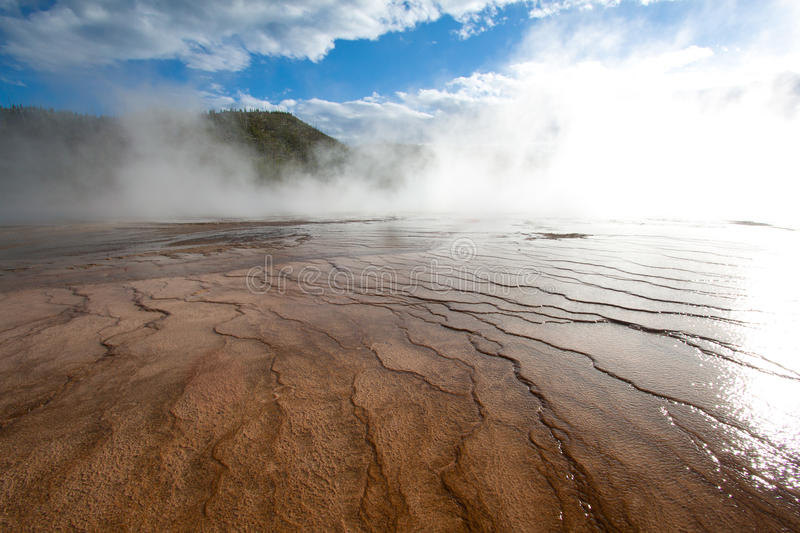 Download Grand Prismatic Spring, Yellowstone, WY Stock Photos - Image: 20064893