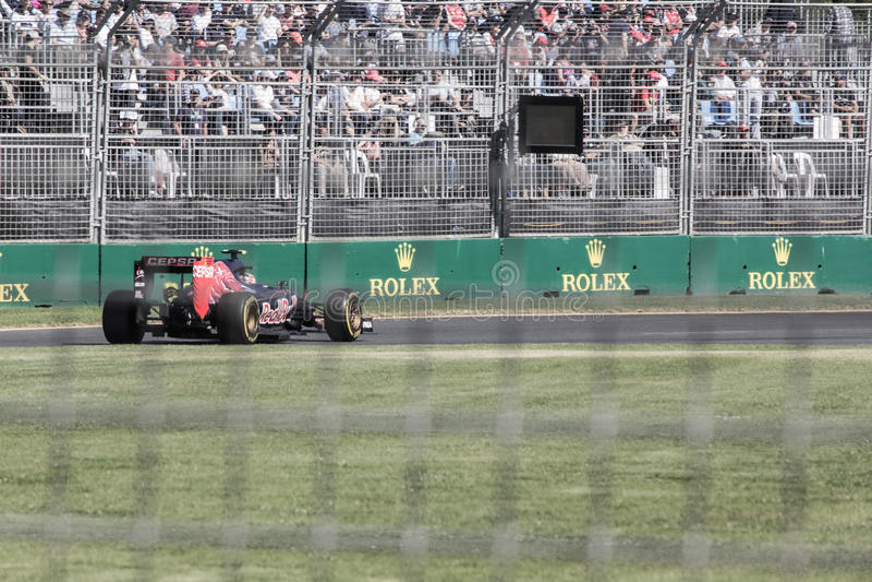 Grand Prix 2015 της Μελβούρνης στοκ φωτογραφία