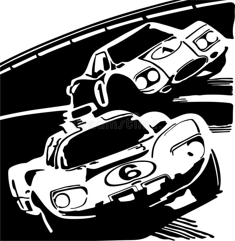 Grand Prix ελεύθερη απεικόνιση δικαιώματος