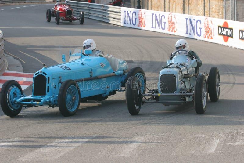 Download Grand Prix Historique editorial stock photo. Image of romeo - 7425738