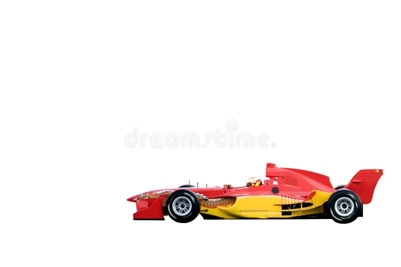 grand prix a samochodowy się ścigać zdjęcia royalty free