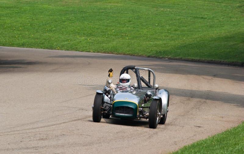 grand prix wyścig samochodowy victor roczna obraz royalty free