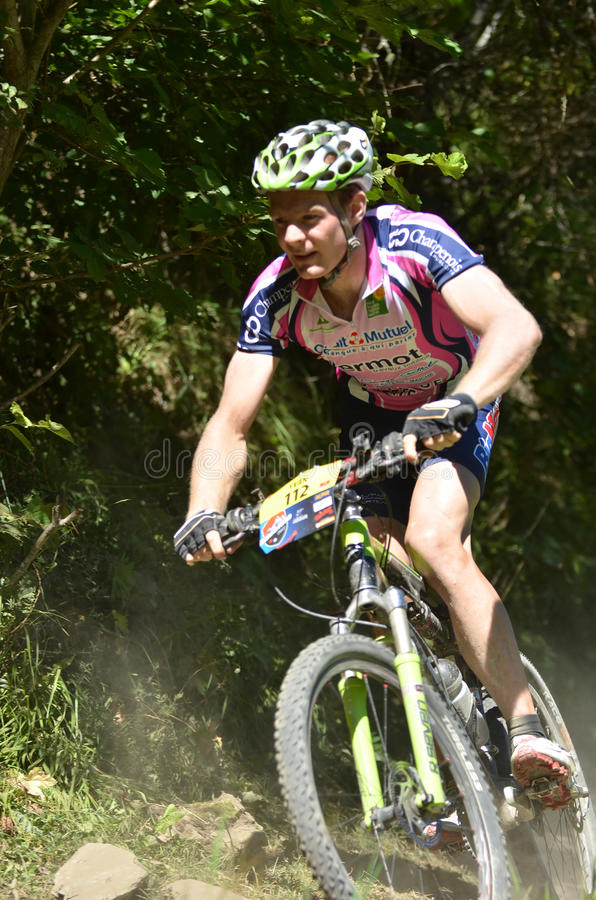 Download Grand Raid 2012 editorial photography. Image of compete - 26603607
