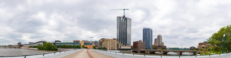 Grand Rapids fotos de archivo libres de regalías