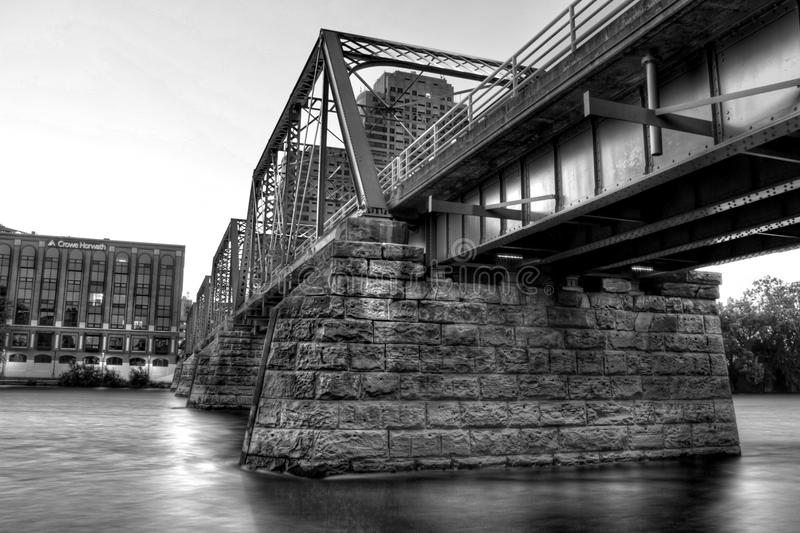 Grand Rapids Michigan images stock