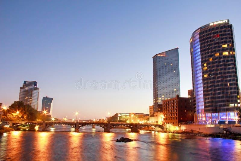 Grand Rapids Michigan photos stock