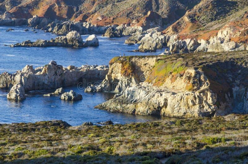 Grand rivage de Sur photos libres de droits