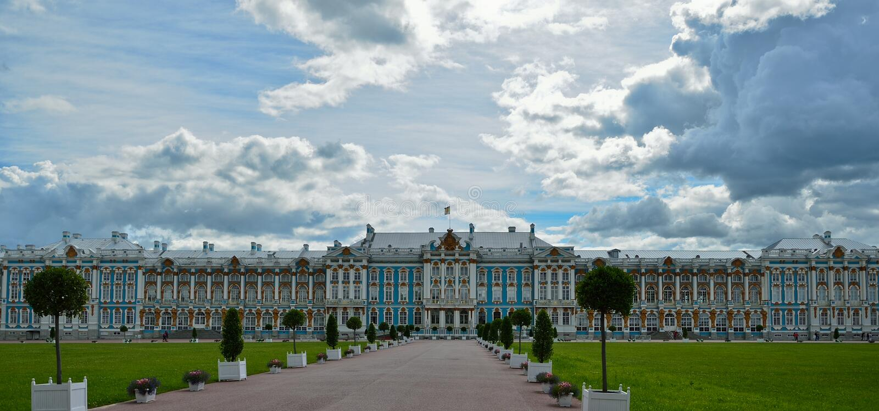 Grand Royal Palace images stock