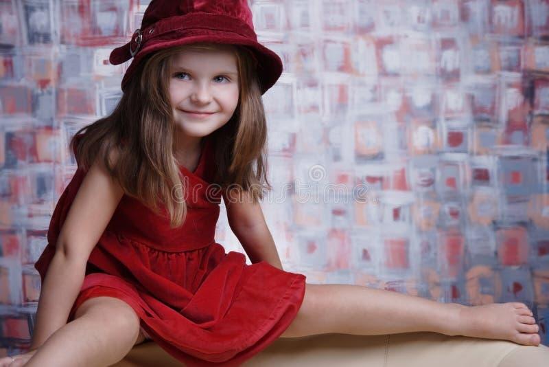 Grand sourire. photos libres de droits