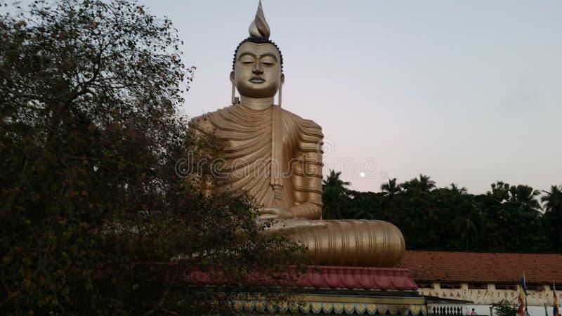 Grand stachu de Bouddha de loard image stock