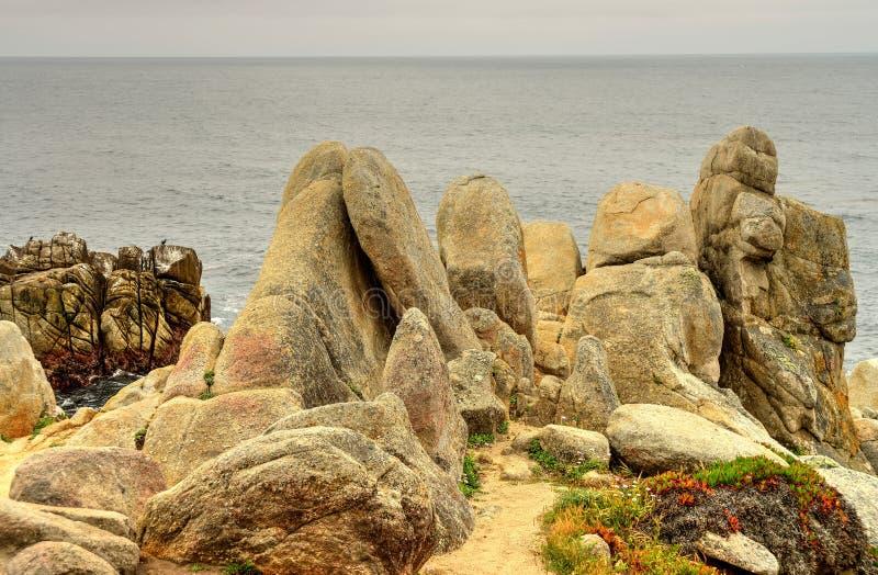 Grand Sur la Californie photographie stock libre de droits