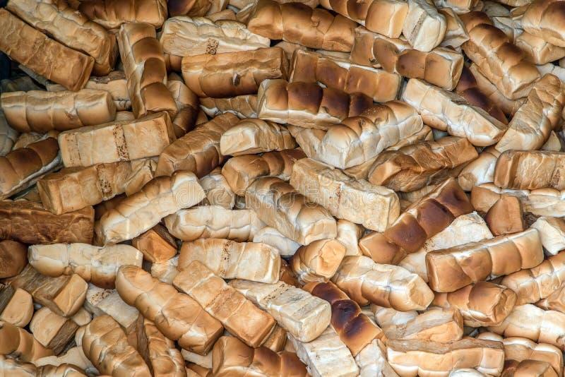 Grand tas des pâtisseries image stock