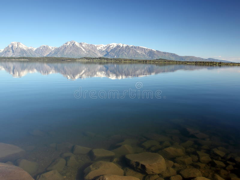 Download Grand Teton stock photo. Image of outside, mountain, outback - 15169874