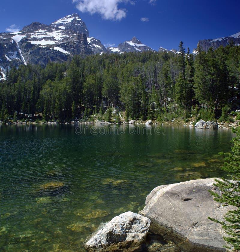 Grand Teton royalty free stock images