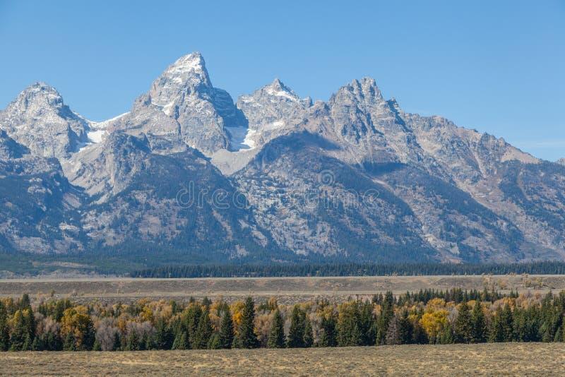 Grand Teton National park royalty free stock photos