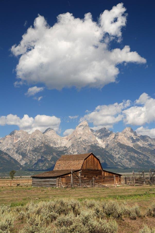 Grand Teton National Park, Wyoming, USA Stock Photography