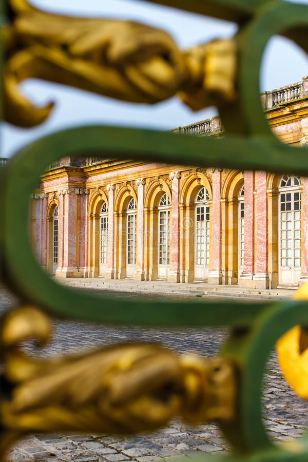 Grand Trianon royalty free stock images