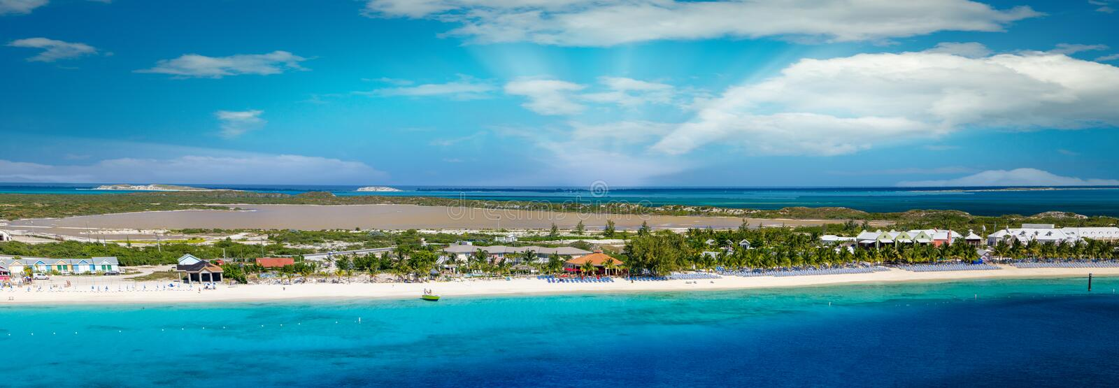 Grand Turk, Turks and Caicos Islands stock image