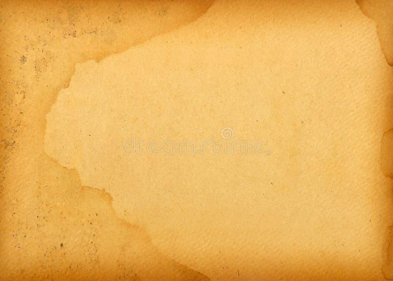 Grand vieux papier supplémentaire