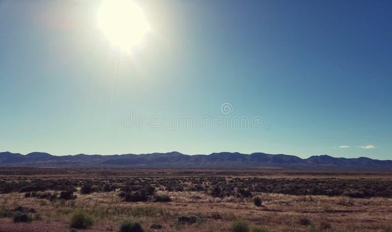Grand voyage par la route américain photographie stock libre de droits