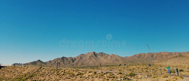 Grand voyage par la route américain photos libres de droits