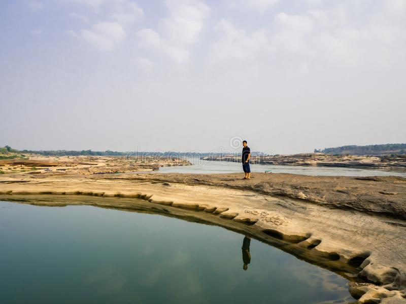 Grandcanyon della Tailandia fotografia stock libera da diritti