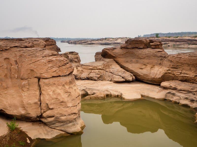 Grandcanyon della Tailandia immagini stock libere da diritti