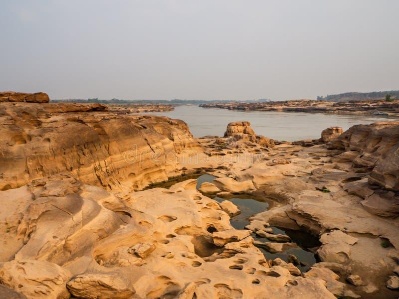 Grandcanyon della Tailandia immagine stock