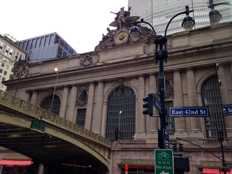 Grandcentralstation royalty free stock image