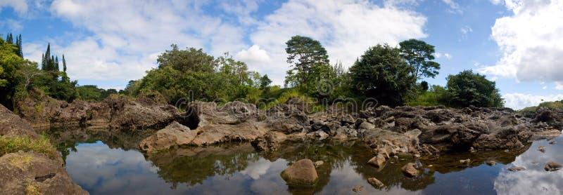Grande île, Hawaï Photos libres de droits