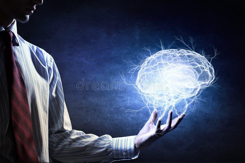 Grande abilità di mente immagini stock libere da diritti