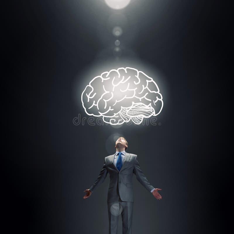 Grande abilità mentale immagini stock libere da diritti