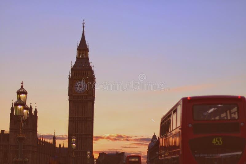 Grande ben Londra immagini stock libere da diritti