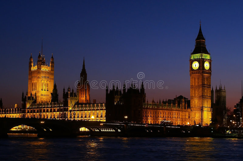 Grande ben a Londra   fotografia stock libera da diritti