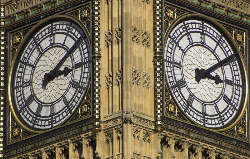 Grande Ben, Londra. fotografia stock