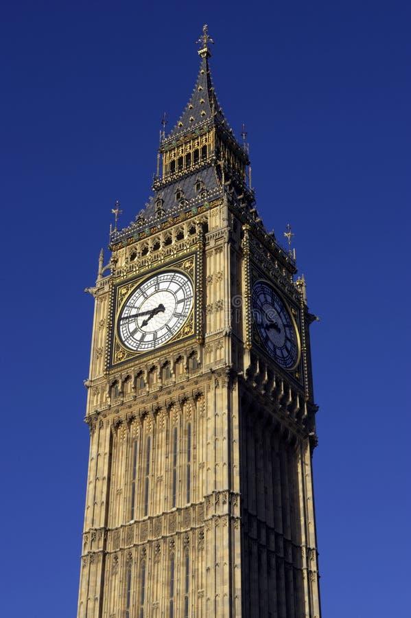 Grande ben Londra fotografia stock