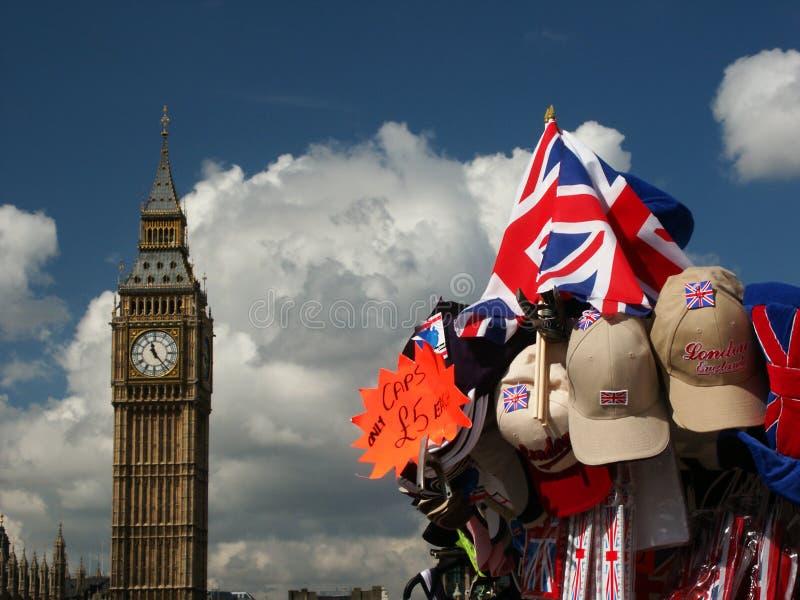 Grande Ben, Londra, Inghilterra immagini stock libere da diritti