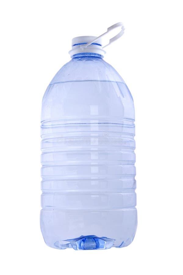 Grande bouteille d'eau image stock