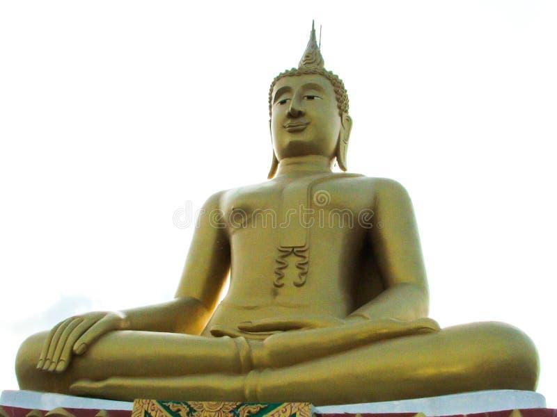 Grande Buddha fotografia de stock royalty free