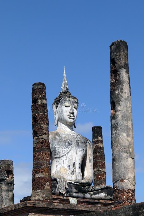 Grande Buddha in Tailandia immagine stock libera da diritti